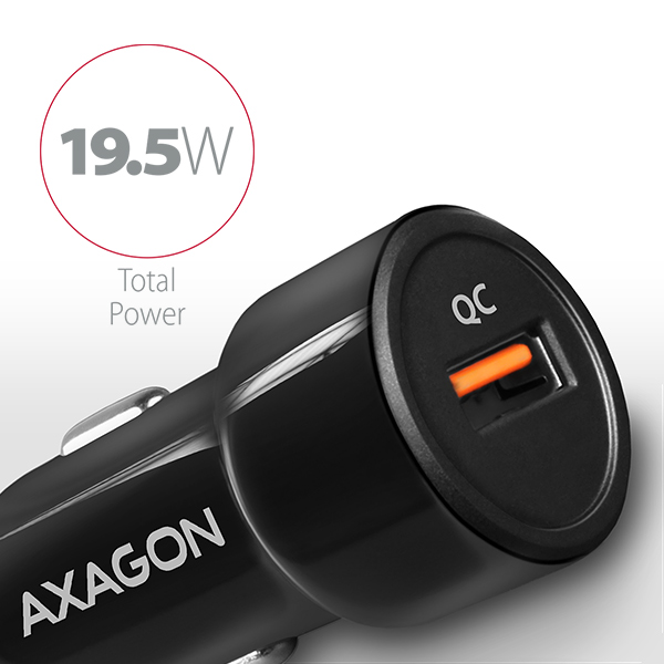 PWC-QC QC3.0 car charger