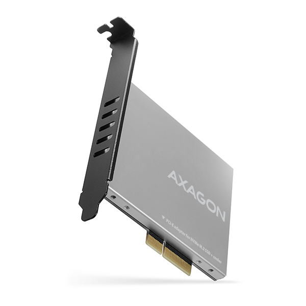 PCEM2-NC PCIe NVMe M.2 adapter
