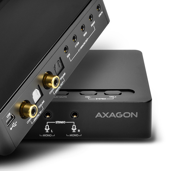 ADA-71 USB 7.1 SOUNDbox