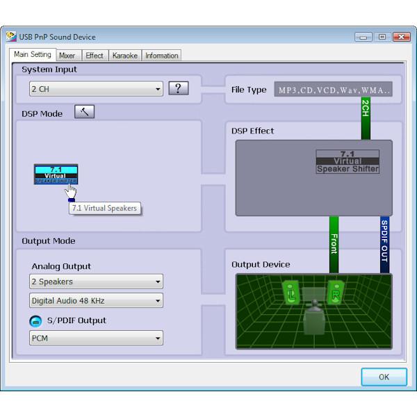 Cmi8738 pci 6ch mx hrtf 3d audio driver for windows 7.