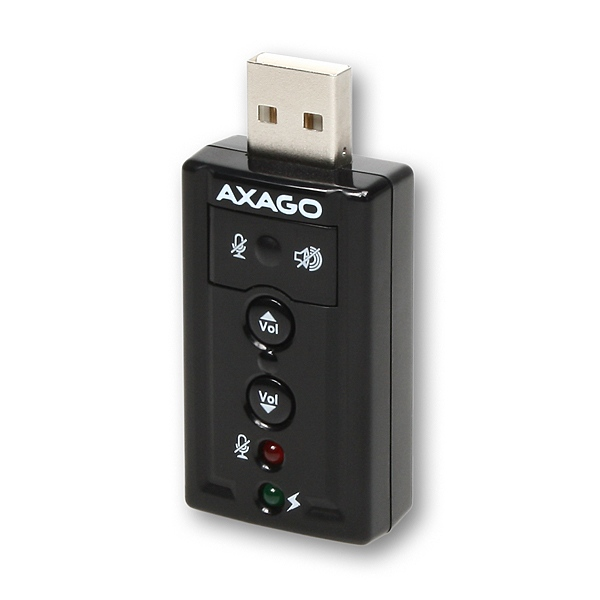 ADA-20 USB - MID audio