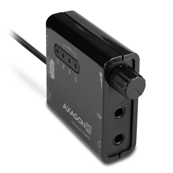ADA-HP USB - HQ audio+zesilovač